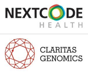 NextCODE Health-Claritas Genomics
