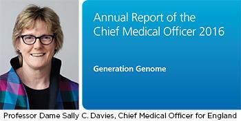 Sally Davies genomics