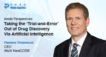 Hannes Smarason genomics AI